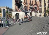 Footjam tailwhip - Froio Barcellona