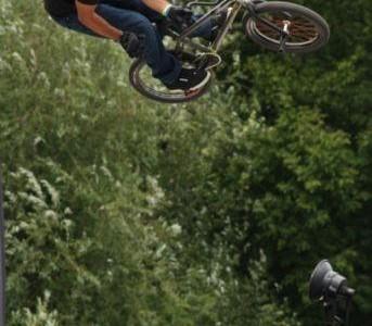 BMX Worlds 2009 - Truckdriver