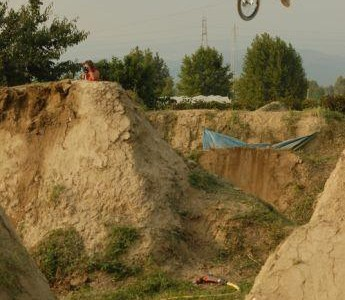 Rocchi tailwhip - Swamp trail