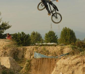 Paulin turndown -Swamp trail