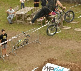 We-Ride Dirt Contest - Can-Can