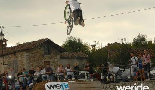 We-Ride Dirt Contest - SupermanSeat