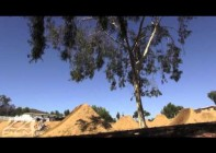 BMX dirt session with Luke Parslow and Colton Satterfield
