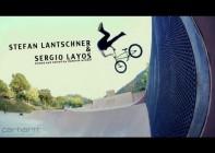 Stefan Lantschner & Sergio Layos – BMX Video