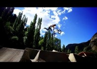 Kyle Baldock BMX Dirt Jump Session: Gorge Rd New Zealand