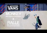 VANS BMX VIDEO – MONKEY x RALLE