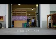 DADDA & KID   @ BUTTA BMX PARK 1