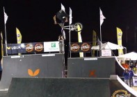 world first 720 double tailwhip – FISE Costa Rica