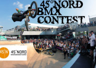 45° Nord Bmx Contest 2013